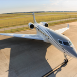 Checkout Gulfstream's next generation $45 million G500 private jet